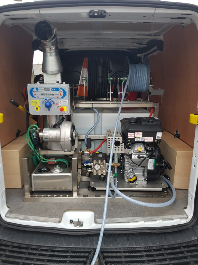 Pressure Washing Equipment
